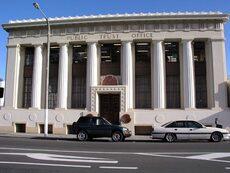 Napier Public Trust building