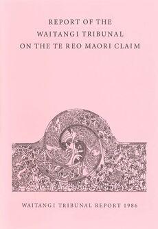Te reo Māori report