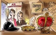 Constitution cartoon