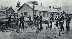 Christchurch Bicycle Band, 1898