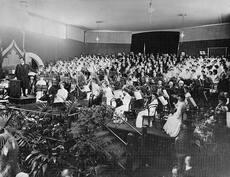 Exhibition orchestra