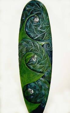 Māori designs