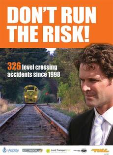 Promoting level-crossing safety