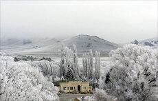 Winter in Ophir