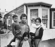 Samoan family, 1980s