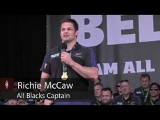 All Blacks Celebrate with Auckland