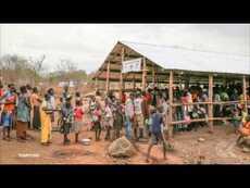 Natural disaster-famine
