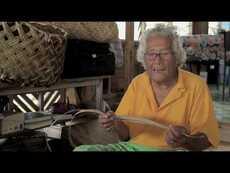 Weaving in Tokelau: Novena's story