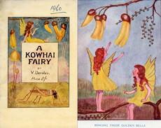 A Kowhai fairy