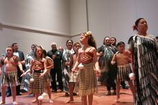 Ngāti Poneke kapa haka