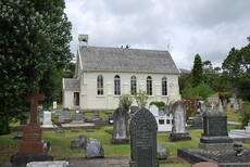 Russell - Oldest Church in New-Zealand