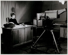 Early TV studios