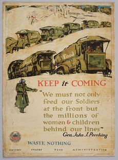Poster, 'Keep it Coming'