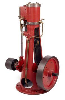Anderson Steam Engine