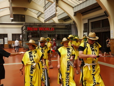 Rugby Sevens costumes,