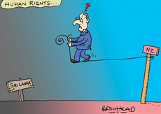 Bromhead, Peter, 1933-:Human rights... 18 November 2013