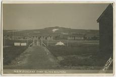 Postcard of Sling Camp