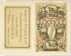 Robert Wilkin & Co.'s New Zealand farmers' almanac
