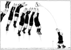 Clark, Laurence 1949- :[Line-out]. New Zealand Herald, 9 June 1993.
