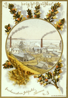 Grahamstown goldfield
