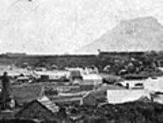Tauranga in 1864
