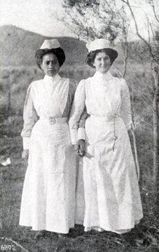 Nurses, 1912