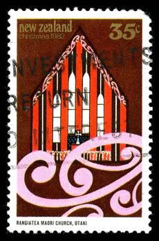 Christmas stamp, 1982