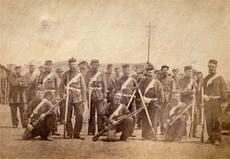 Taranaki Military Settlers, Pukearuhe