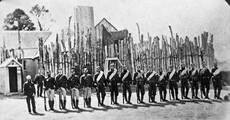 Armed Constabulary posts: Ōpepe, 1870s