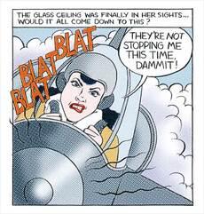 Prime Minister Helen Clark: breaking the glass ceiling