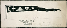 Ringatū flags: Te Wepu