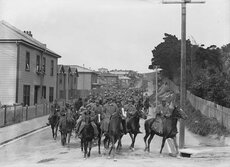 'Massey's cossacks'