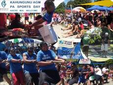 Ngāti Kahungunu sports day