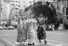 Cultural troupe, Lower Hutt