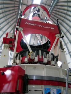 MOA telescope
