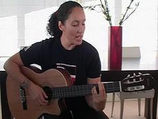 Making Music - Moana Maniapoto
