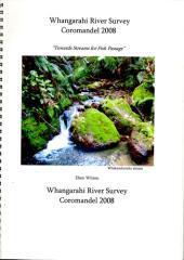 Towards streams for fish passage / Eben Wilson.