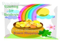 Reaching for rainbows / Blossom Albuquerque.