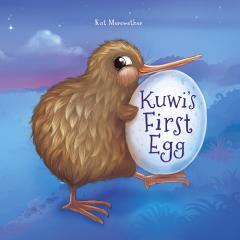 Kuwi's first egg / Kat Merewether.