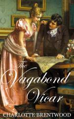 The vagabond vicar / by Charlotte Brentwood.