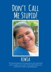 Don't call me stupid! / Rewia.
