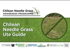 Chilean needle grass ute guide / Chilean Needle Grass Awareness Programme.