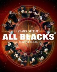 Stars of the All Blacks poster book.