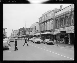 Cashel Street, Christchurch