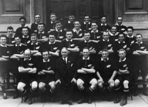 1924 All Black team to Australia
