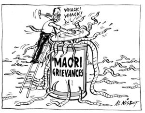 'Maori grievances' 29 January, 2004