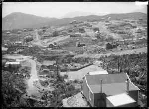 Millerton settlement