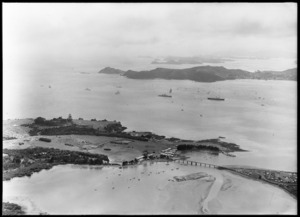 Waitangi at the time of the 1963 royal visit