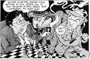 Hodgson, Trace :An offer you can't refuse.... 1 September 1984