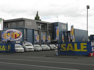 Photographs of Waikato buildings